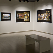 Installation View, Portrait of my Father at the Karsh-Masson Gallery, Ottawa, Ontario, 2014